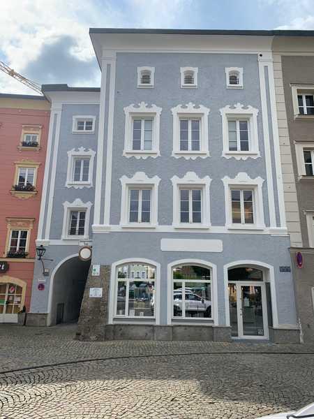 Wohnen im historischen Altstadt-Kern der Stadt Laufen in Laufen