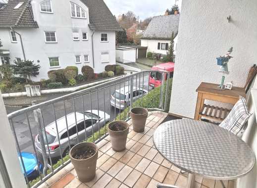 Schön geschnittene, helle 2-Zimmer-Wohnung mit Balkon in ruhiger Lage | Innenstadtnähe