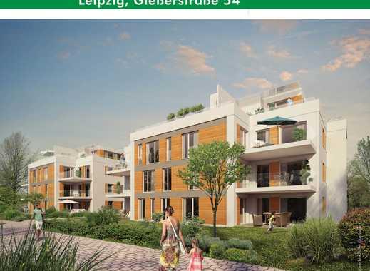 2 Zimmer Neubau Penthouse-Whg. mit großer Dachterrasse, BAUBEGINN IST ERFOLGT