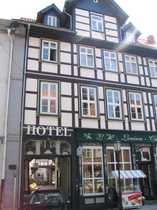 Bild Wohnen in Wernigerodes Altstadt