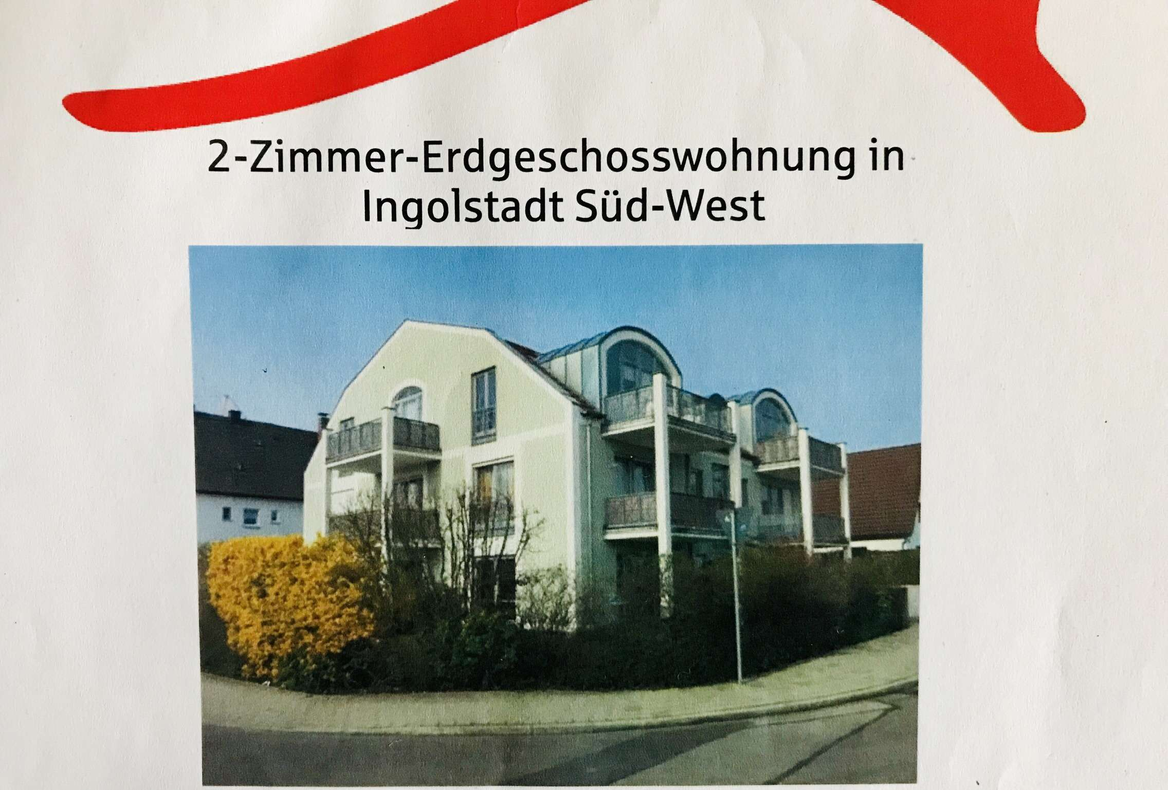 720 €, 64 m², 2 Zimmer