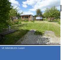 Groß Welzin - Baugrundstück mit Ferienhaus