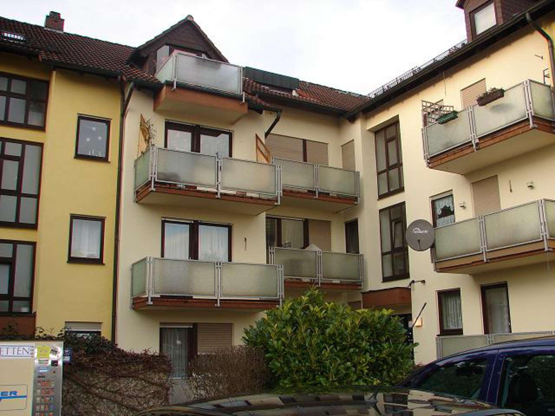 2 Zimmerwohnung in Aschaffenburg-Schweinheim in Schweinheim (Aschaffenburg)