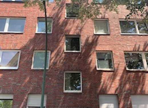 Erstbezug nach Sanierung 2-Zimmer-Wohnung in D-Bilk