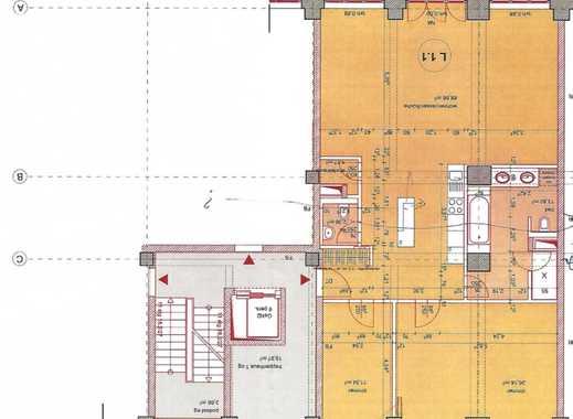 Großzügige 4-Zimmer Wohnung mit Balkon & EBK