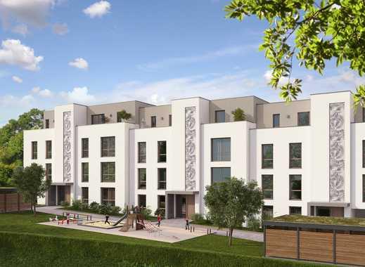 Wunderbare 2-Zimmer-AVANTUM-Wohnung im EG mit Garten in Lörrach, Degerfelder Weg