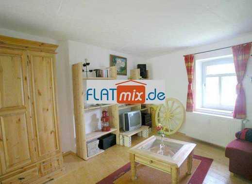 FLATmix.de/Freundlichmöblierte 2-Zimmer-Küche-Bad-Wohnung mit TERRASSE...