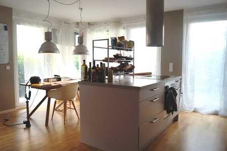 living smart - Moderne 3-Zimmer-Wohnung mit Terrasse und Gartenanteil in Schwabing in Schwabing-West (München)