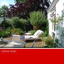 Oase mit zauberhaftem Garten Terrasse