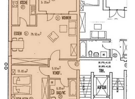 Teilmöblierte 2-Zimmer-EG-Wohnung mit Balkon und EBK in Weil am Rhein