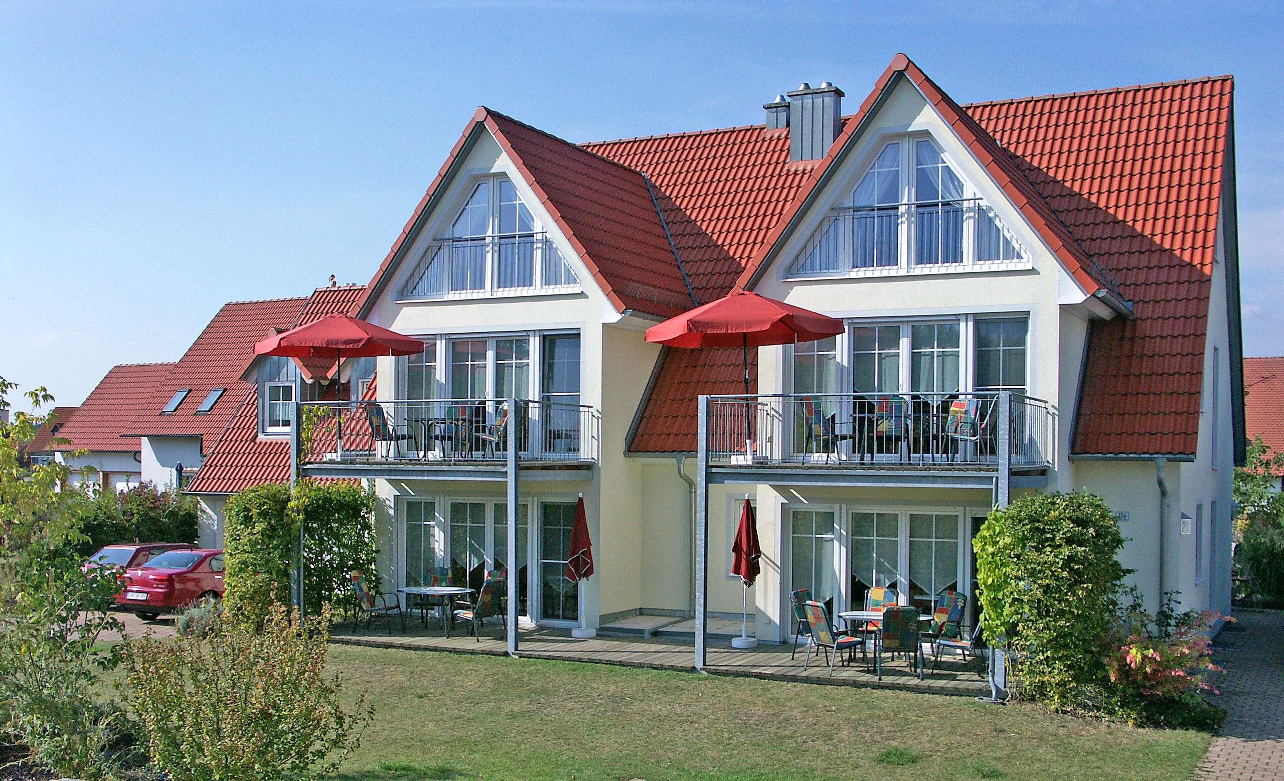 Gepflegte 3-Zimmer-Wohnung mit Balkon und EBK in Pfofeld - Ortsteil Langlau in Pfofeld
