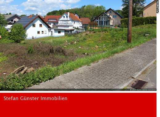 Wohnen, Leben und Genießen: Erschlossenes Baugrundstück in Pottum am Wiesensee