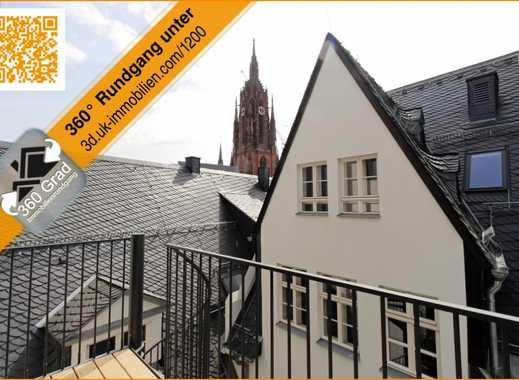 Dom-Römer-Quartier: Maisonette im Erstbezug inkl. EBK - VORANKÜNDIGUNG