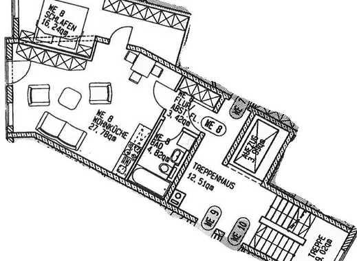 2-Zimmer-Wohnung im Szeneviertel Äußere Neustadt