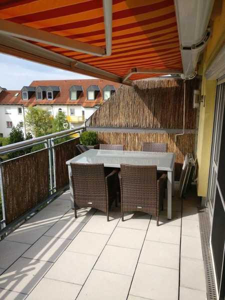 Vier Zimmer Maisonette-Wohnung in Erding in Erding