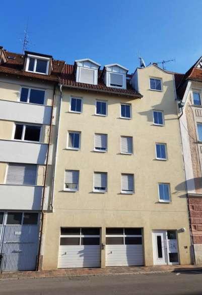 Gepflegte 3-Zimmer-Wohnung mit Balkon und EBK in Bamberg