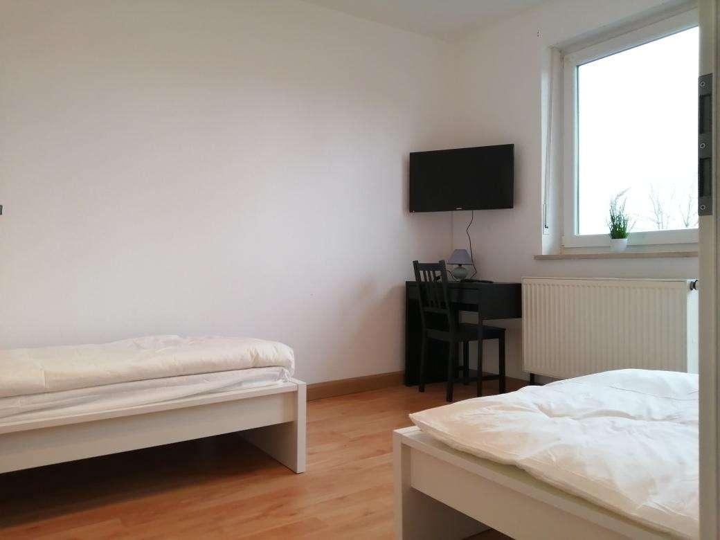 Monteurunterkunft / Schlafmöglichkeiten für Jedermann in zentrumsnaher Wohnanlage in Polling (Mühldorf am Inn)