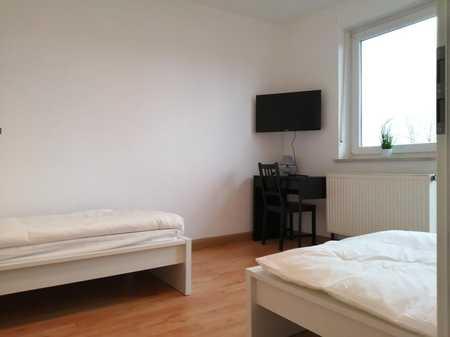 Hostel / Monteurunterkunft / Schlafmöglichkeiten für Jedermann in zentrumsnaher Wohnanlage in Polling (Mühldorf am Inn)
