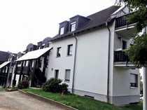 Gepflegte 2-Raum Wohnung mit Balkon