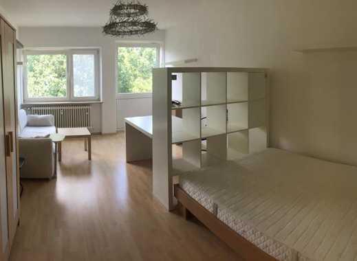 Schönes möbliertes 1-Zimmer-Appartment in München nähe U3
