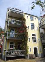 Bernwardstraße, Balkon