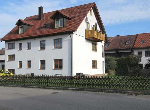 Ch.Schülke-Immobilien; Helle 3,5-Zimmer-Wohnung mit Balkon, Gartennutzung und Garage