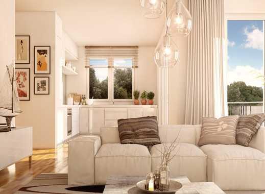 REALISTISCHER LEBENSTRAUM! 3-Zi.-Penthouse auf ca. 93 m² mit offener Raumaufteilung & Dachterrasse