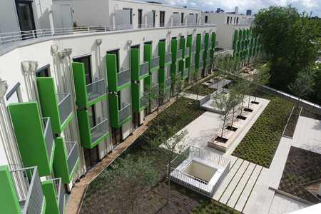 Erstbezug exklusives Studenten-/Azubi-Appartement  mit gesetzlicher Kündigungsfrist in Freimann (München)