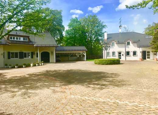 2-Villen-Anwesen auf prächtigem Parkgrundstück
