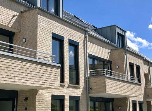 Erstbezug: Exklusive 3-Zimmer-Wohnung mit Aufzug, Südbalkon und PKW-Stellplatz