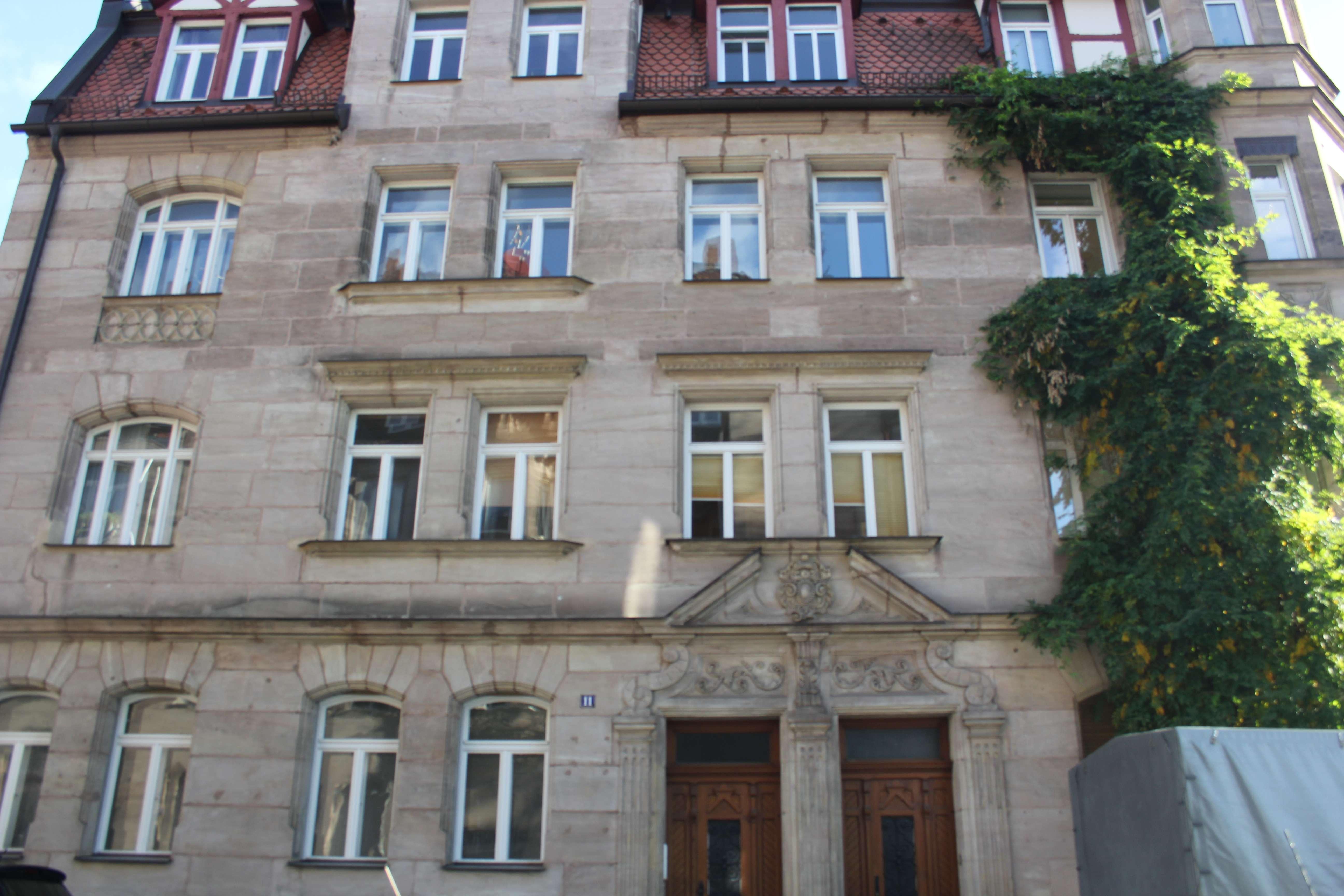 Charmante Altbau-Wohnung in Altstadt, Innenstadt (Fürth)