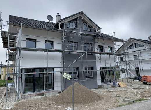 Erstbezug moderne Doppelhaushälfte in Brunnthal/Maurerweg-schlüsselfertig