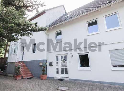 2 Häuser, 330 m², großer Garten: Ensemble aus 2 EFH für mehrere Generationen oder große Familien