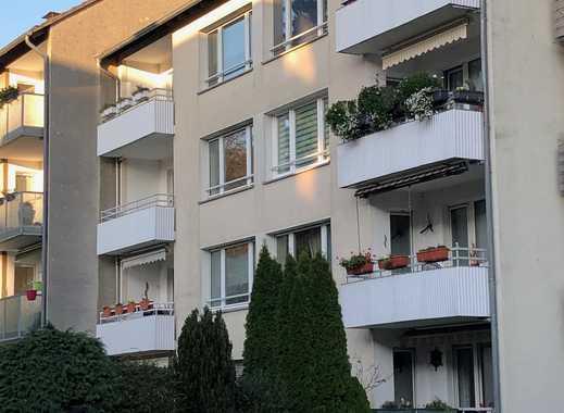 gemütliche, helle Wohnung mit Balkon