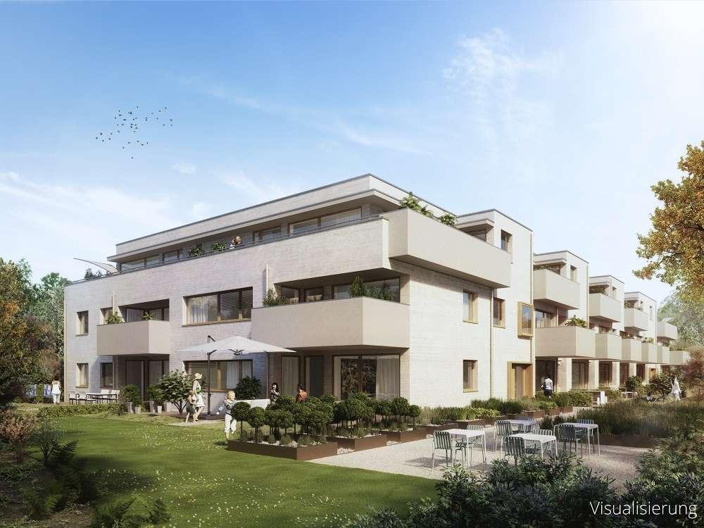 Schöne, barrierefreie 2-Zi.-Wohnung mit Balkon in Ergolding - ERSTBEZUG