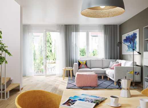 Hier werden Träume wahr: 3-Zimmer Reihenhaus in Dresden-Omsewitz