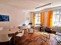 Flexibles Büro Meetingraum Praxis stunden