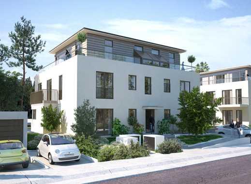 Moderne 3-Zimmer-Wohnung mit großem Süd-West-Balkon in der Gartenstadt Gräfelfing