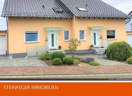 Echzell: Attraktive Doppelhaushälfte zu verkaufen, Haus Nr. 1 | Verkaufsstart ab sofort !