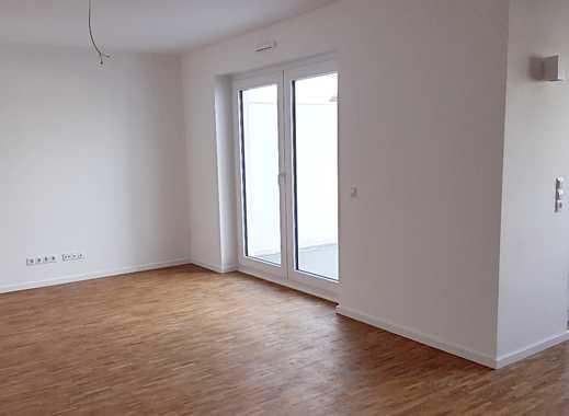NEUBAU-Erstbezug - Barrierefreie 2 Zimmer-Etagenwohnung im Herzen von Schifferstadt