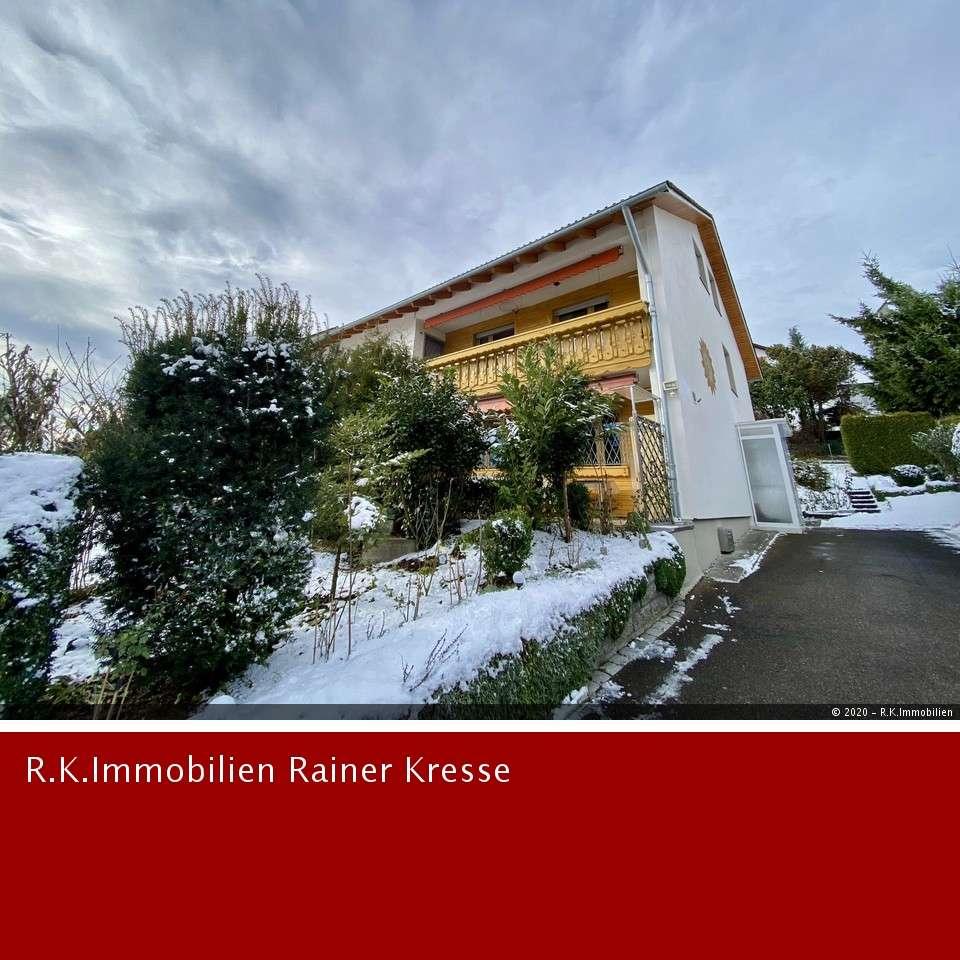 3-Zimmer Wohnung mit Terrasse in Kempten zu vermieten in