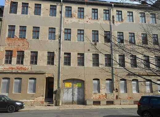 Altenburg, Sanierungsobjekt
