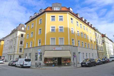 Schönes WG-Zimmer für € 420,- inkl. NK/HK - Bad/WC zur Mitbenutzung / keine Küche ! in Schwanthalerhöhe (München)