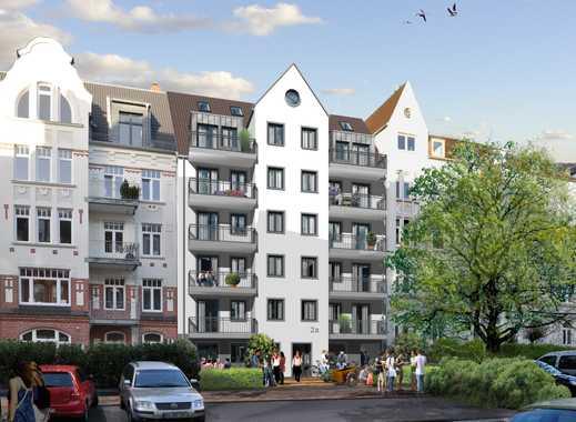 Renditestark in Kiel - Neubau von 18 Appartements am Schreventeich