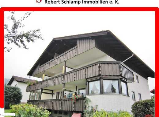Sonnige 2-Zimmer-Wohnung in Au bei Bad Feilnbach zu vermieten