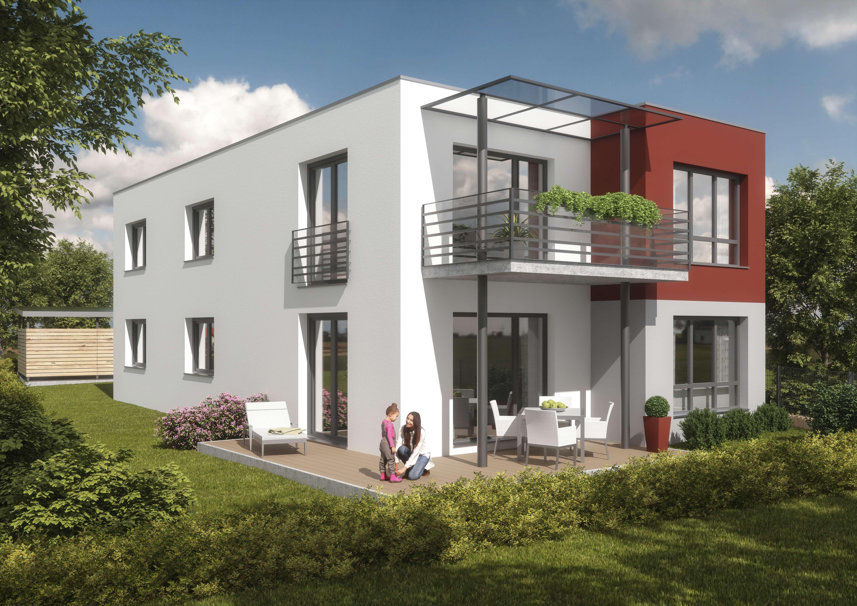 **Neubauvorhaben**Wohnung im 1. OG mitCarport - FertigstellungAugust 2021-90530Wendelstein in