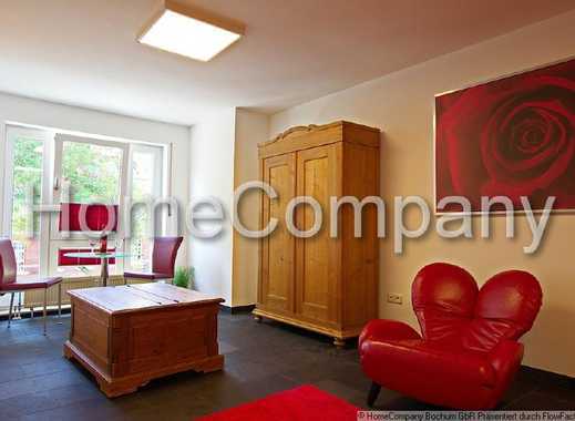 Modern apartment with internet access in Bochum city centre, ideal alternative to a hotel