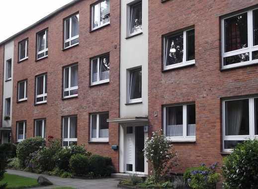 Solide langfristig vermietete Wohnung im Grünen