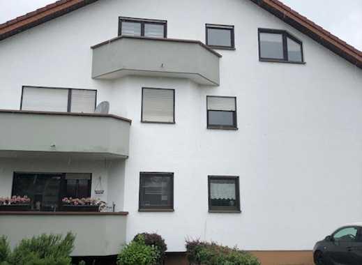 Gepflegte 3-Zimmer-Wohnung mit Balkon in Hockenheim