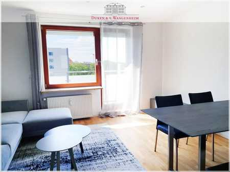Hochwertig möblierte 3-Zimmer-Wohnung. Erstbezug nach aufwendiger Sanierung. in Neuhausen (München)